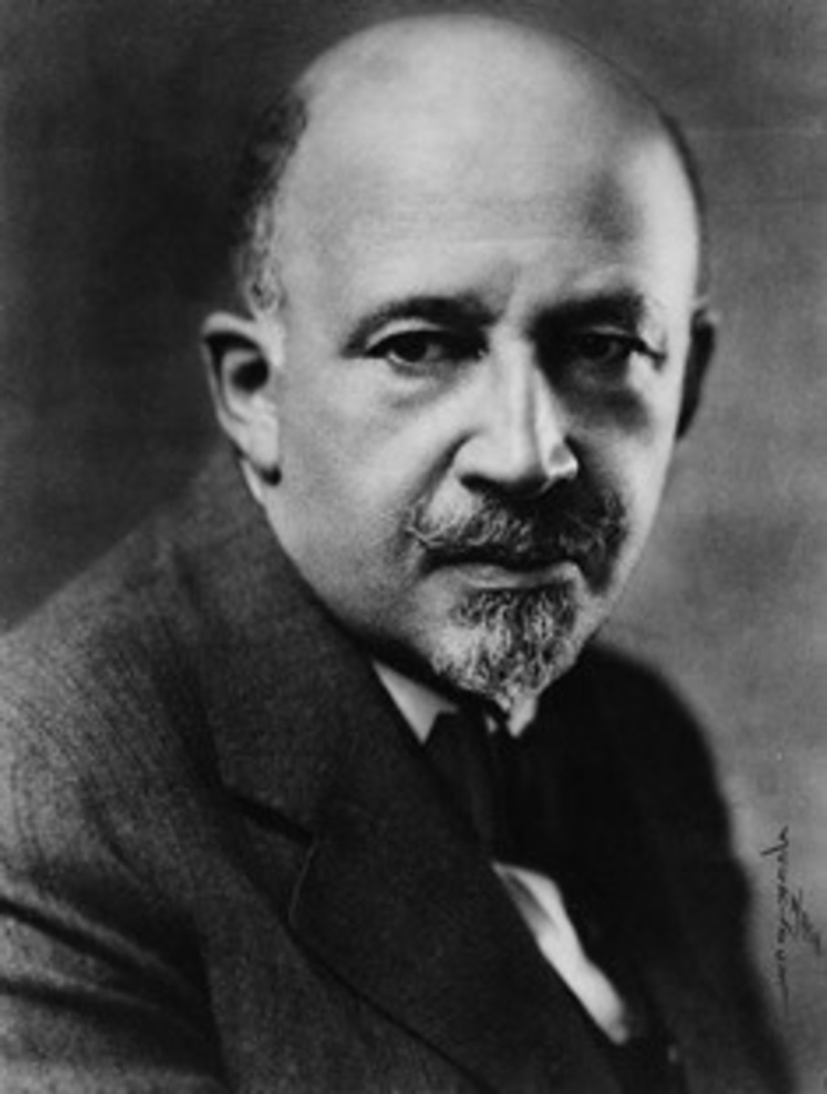 "wells and du bois essay Free essay: dubois said, ""mr washington distinctly asks that black people give up, at least for the present, three things, --first, political power, second."