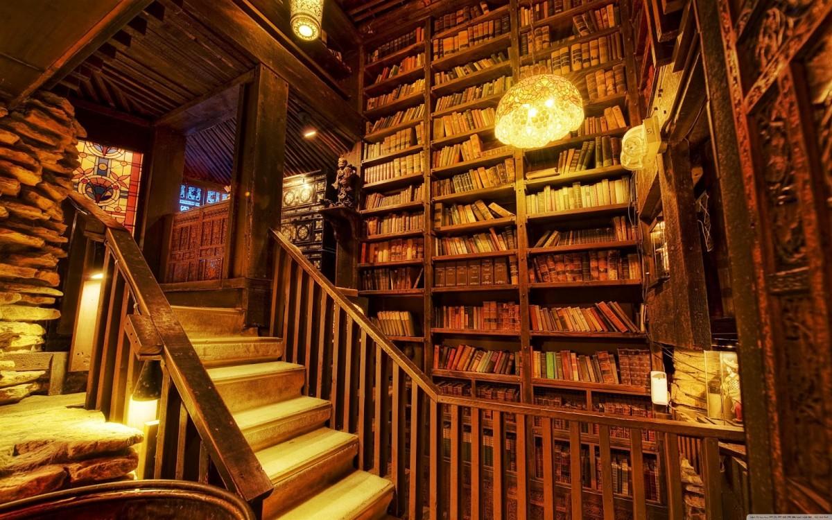 Mmmm.. those books...
