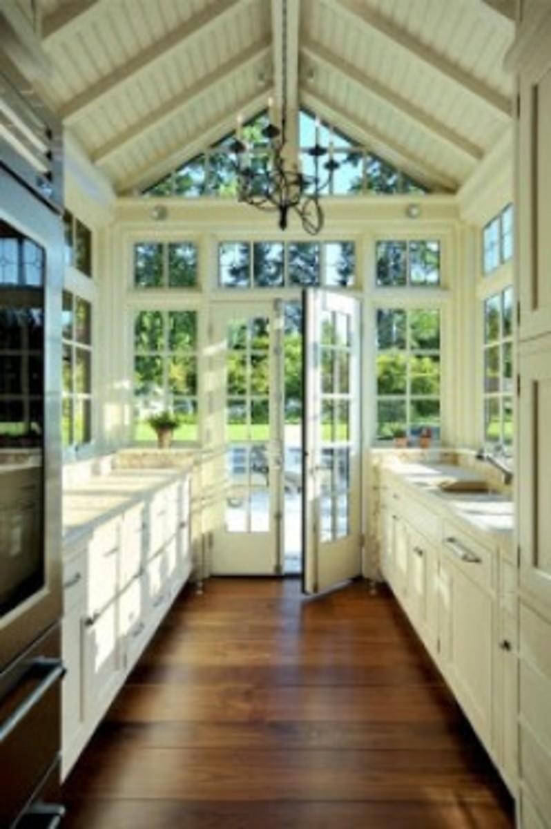 Gorgeous Kitchen Windows
