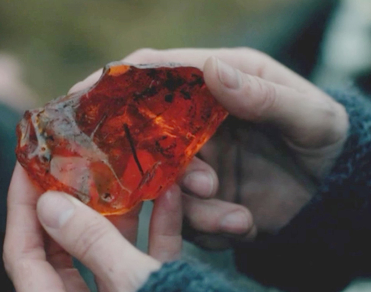 Dragonfly in Amber #Outlander