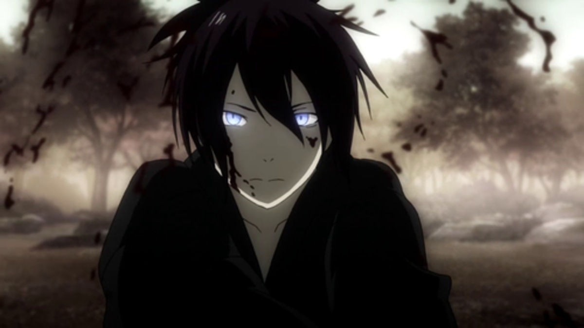 Yato the God.