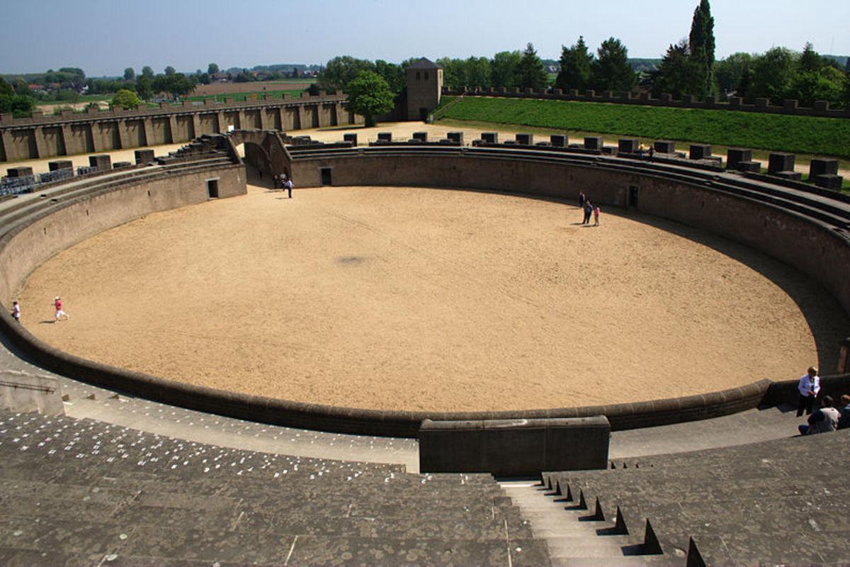 Xanten Amphitheater
