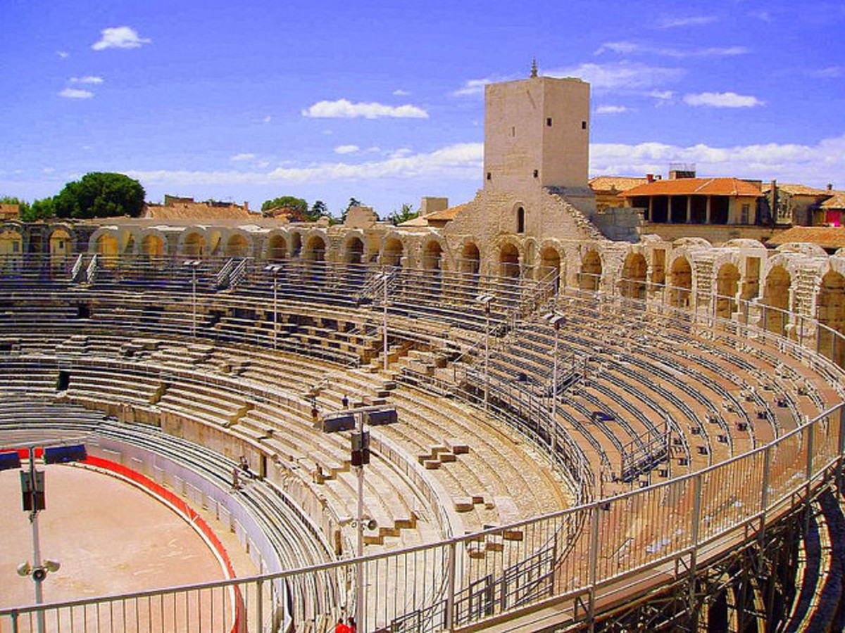 10 Ancient Roman Theaters Still In Use