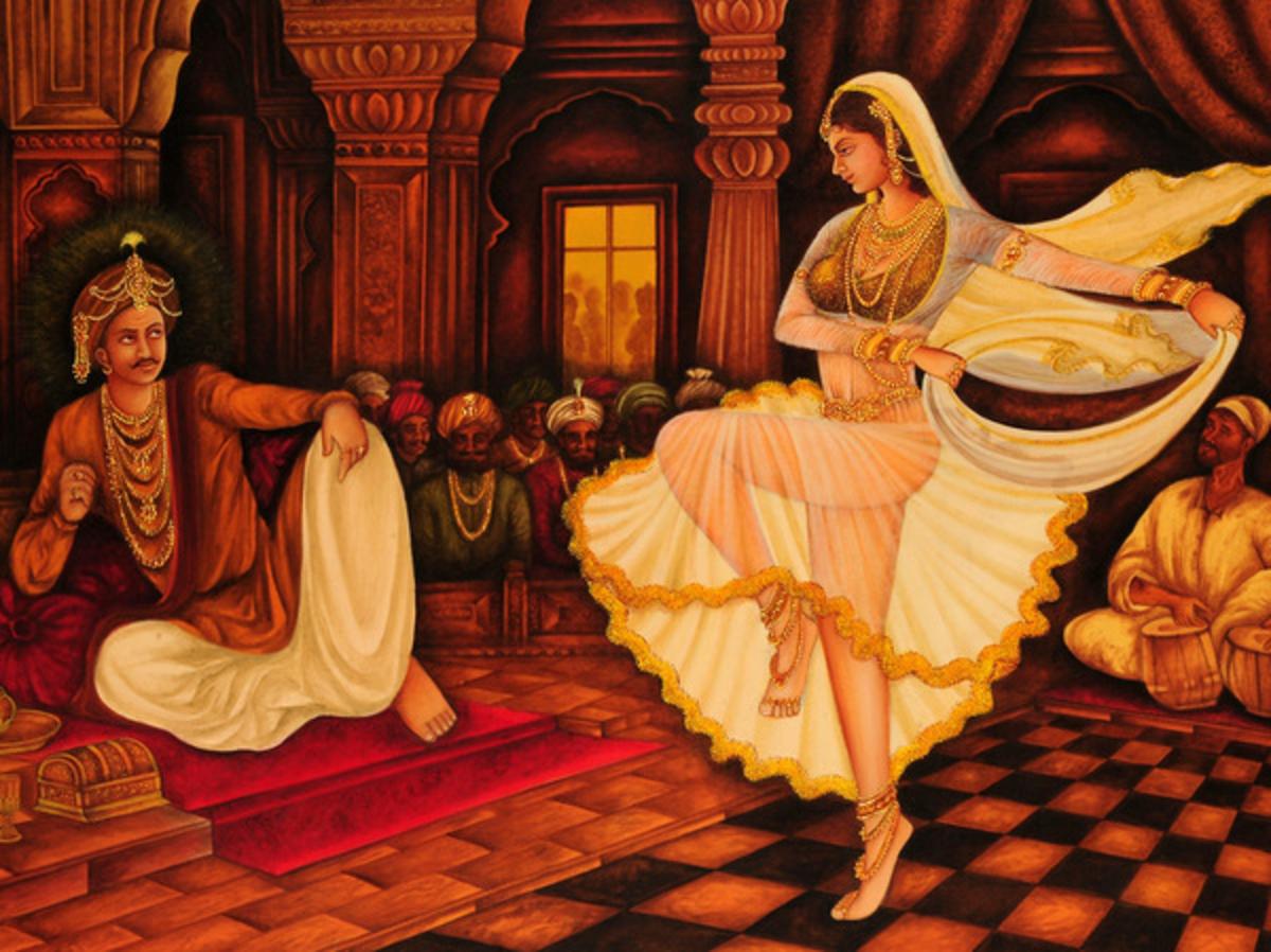 A Great Hindu Warrior and Lover of a Muslim Girl: Baji Rao I ( 1700-1740)