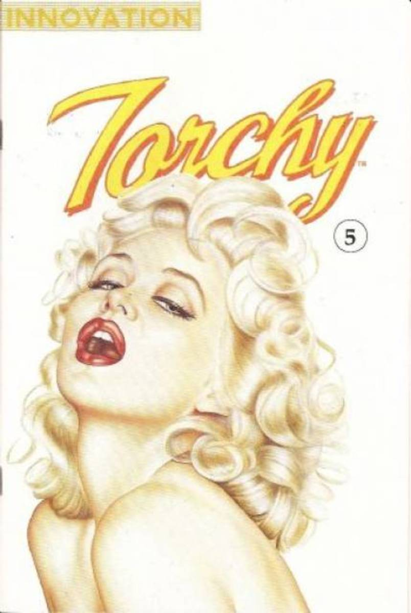 Torchy cover by Olivia