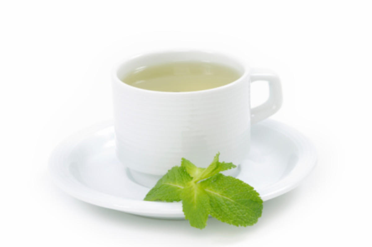 How to Prepare Peppermint tea