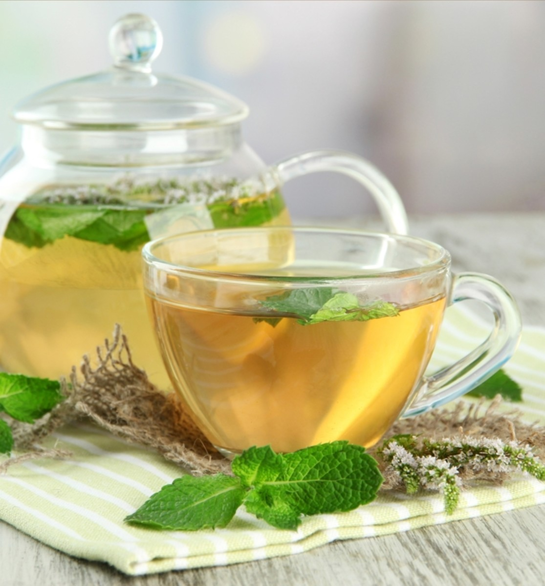 Peppermint Tea: Benefits and Side Effects for Men, Women, Children