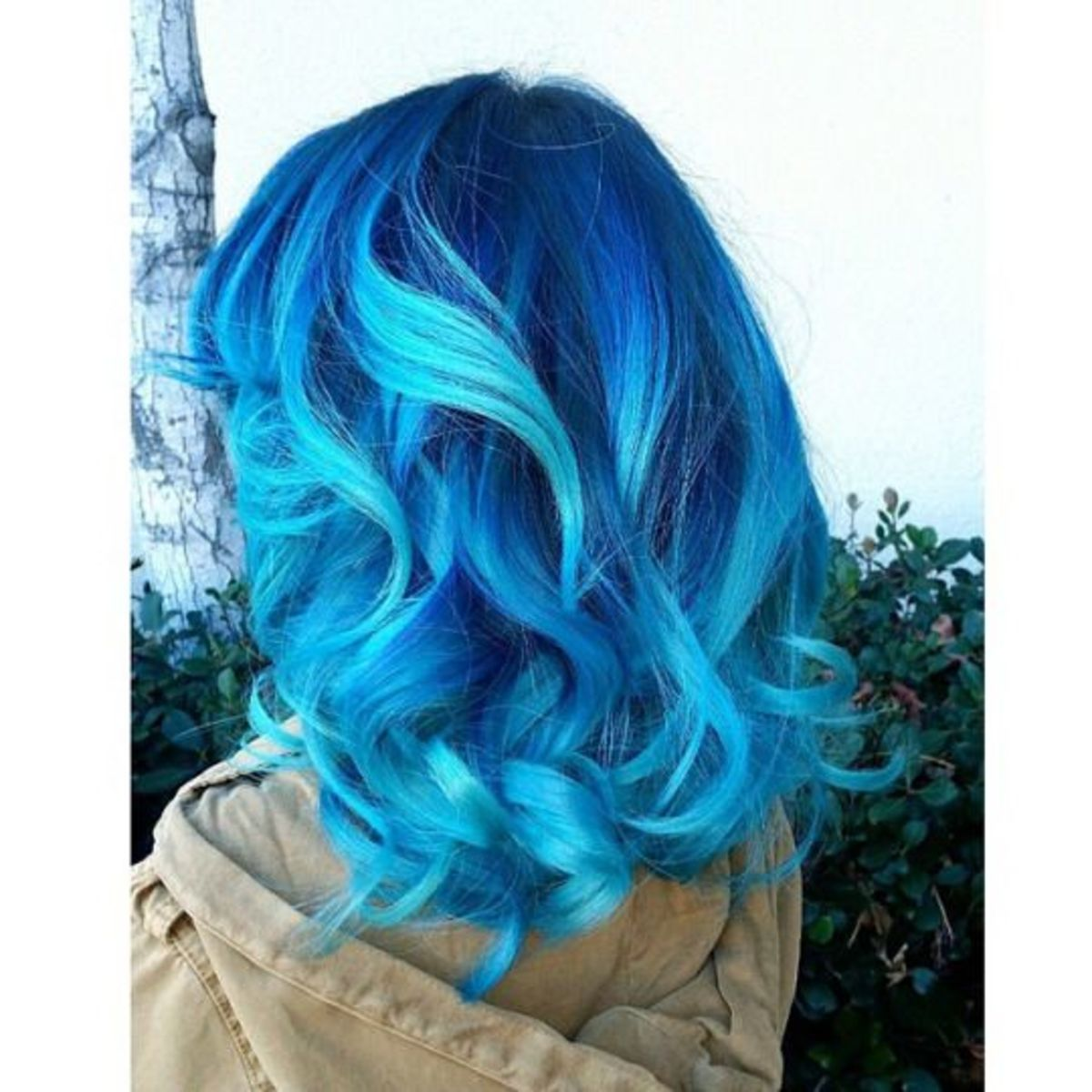 Diy Hair 10 Blue Hair Color Ideas Hubpages