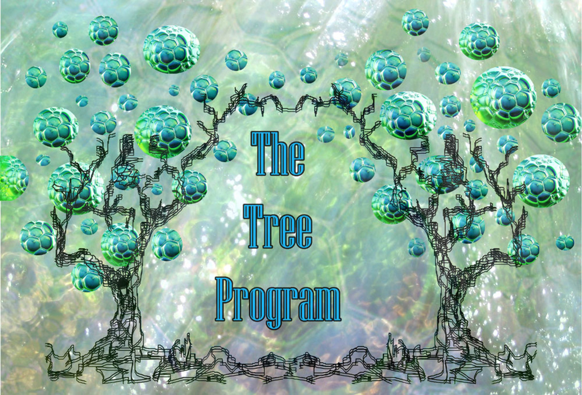 The Tree Program, a Poem About Words