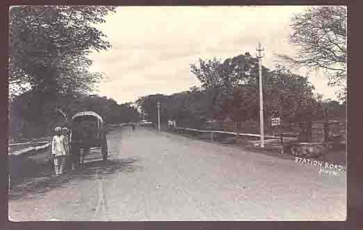 Mhow 1918