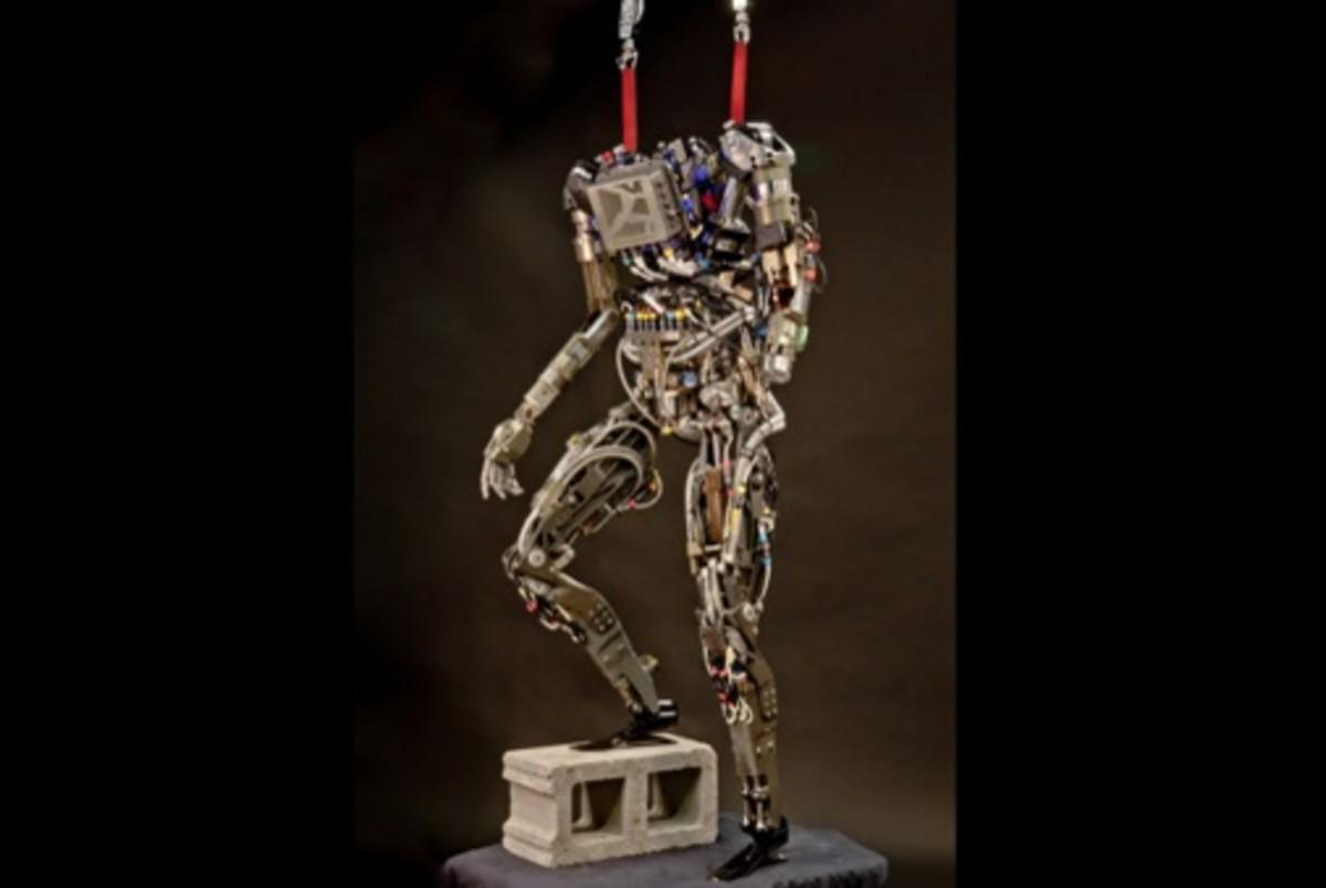 PETMAN Walking Robot