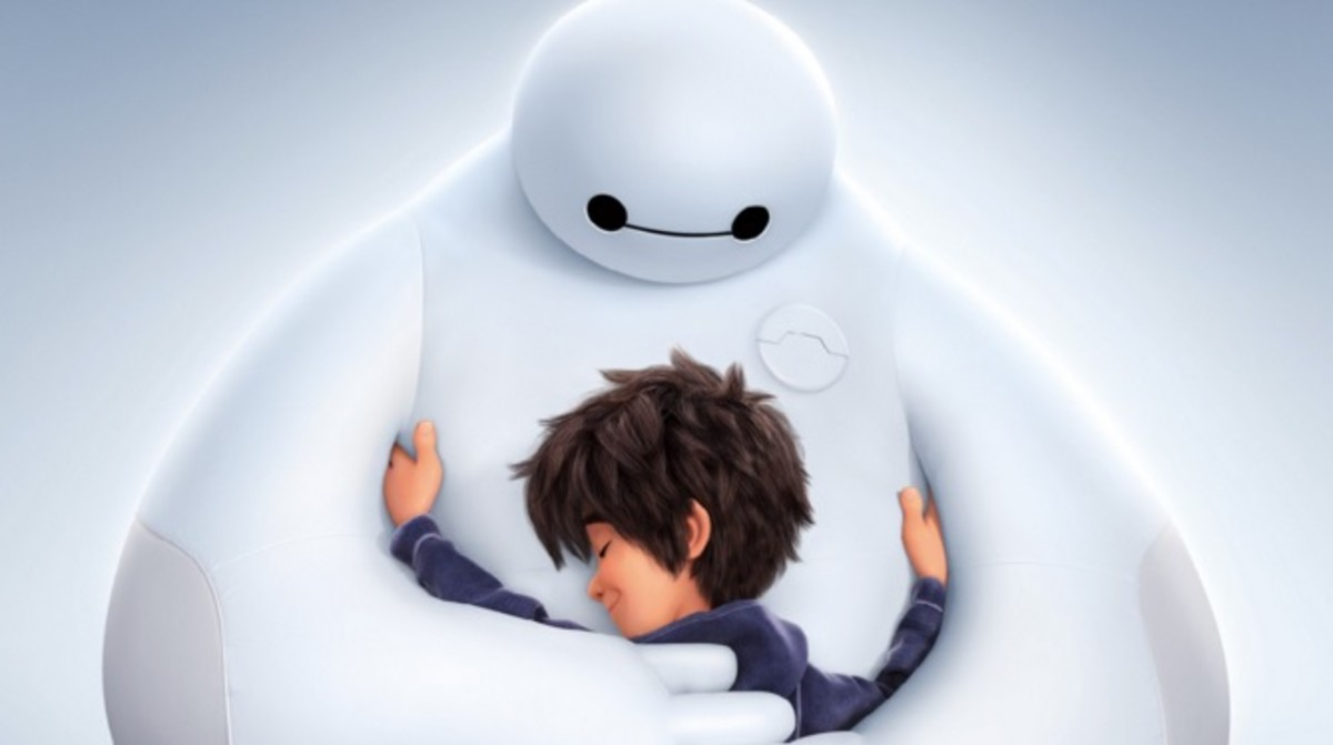 Baymax - personal care robot