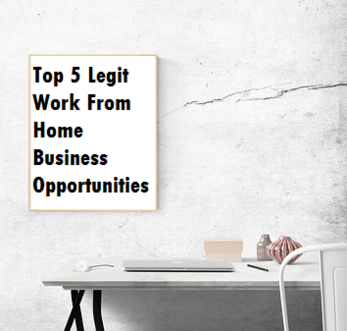 Top 5 Legit Work From Home Business Opportunities