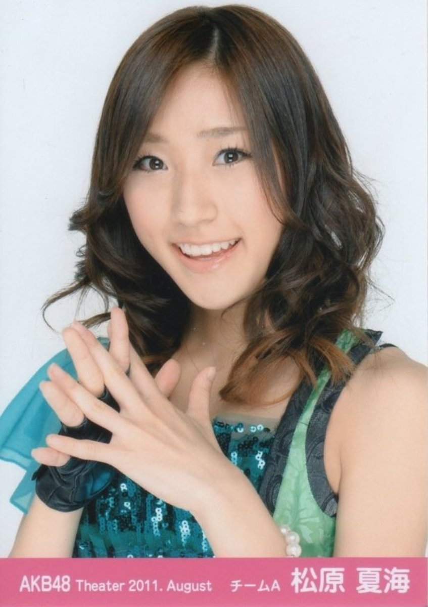 natsumi-matsubara-former-member-of-girl-group-akb48