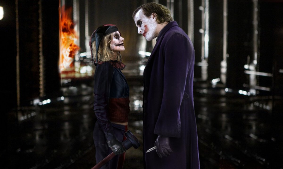 Harley Quinn and The Joker - Mad Love