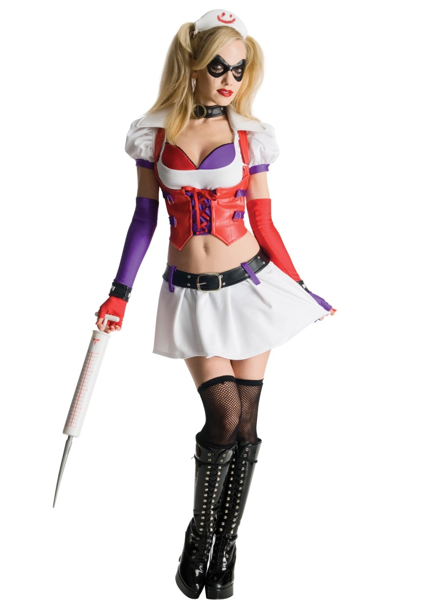 Amazon has this costume for you.  If you have a corset and a white skirt you might consider putting this look together yourself.