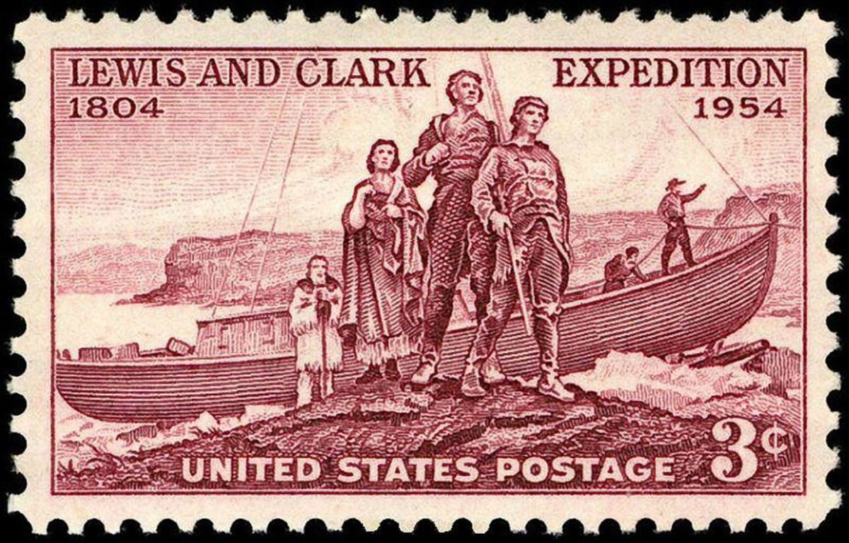 The Lewis and Clark Expedition of 1804 –1806