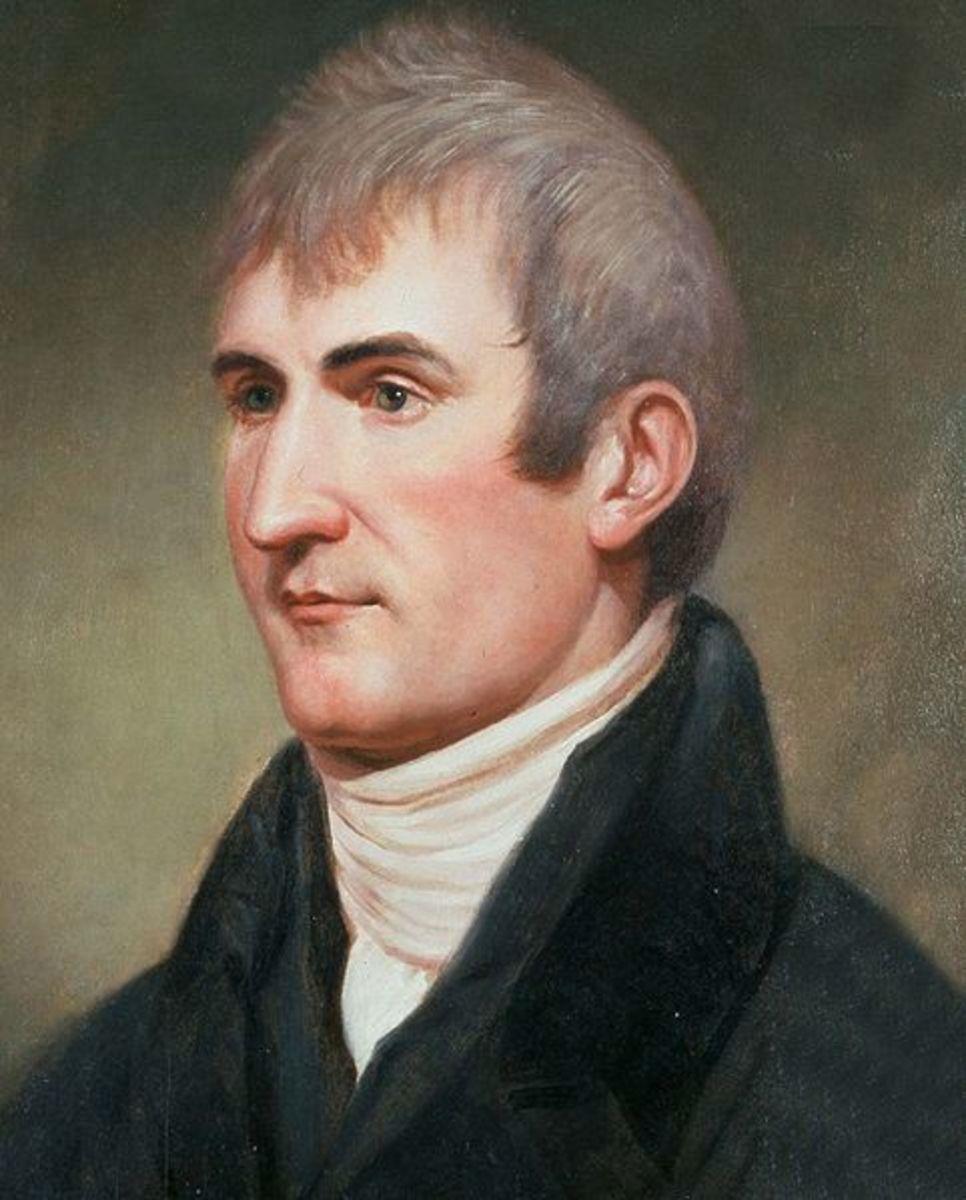 Meriweather Lewis circa 1807