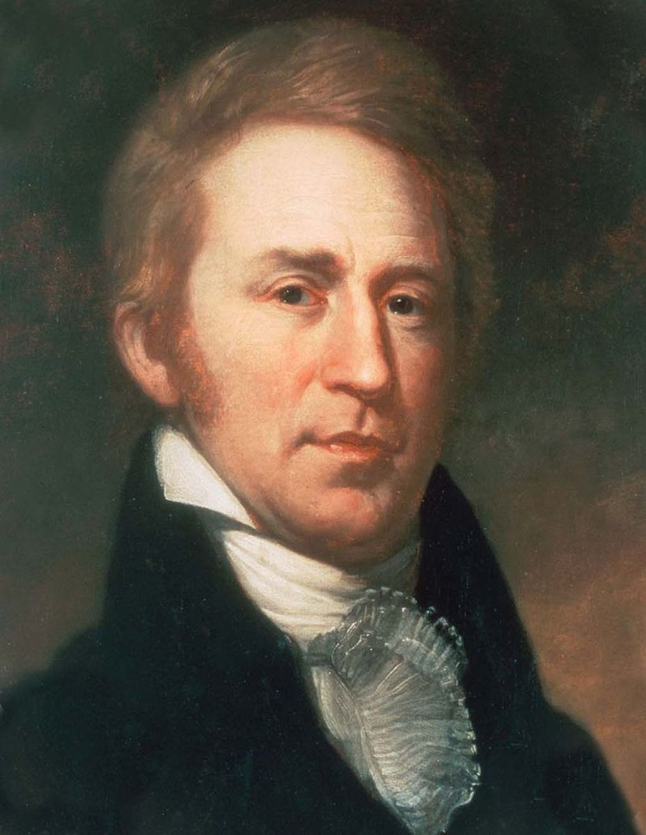 William Clark circa 1820