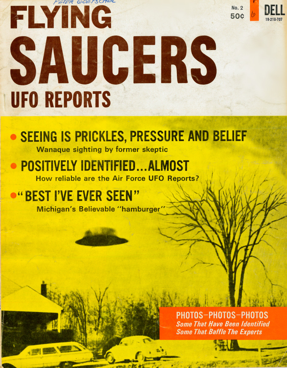 Photos - Photos - Photos ... some that have been identified, some that baffles the experts. Seeing is believing towns full of skeptics turn into believers back in 1967.