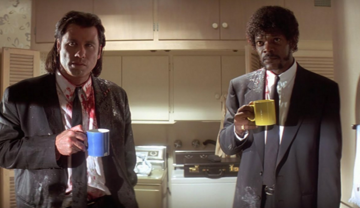 The Defamiliarization of Time: A Narrative Analysis on Pulp Fiction