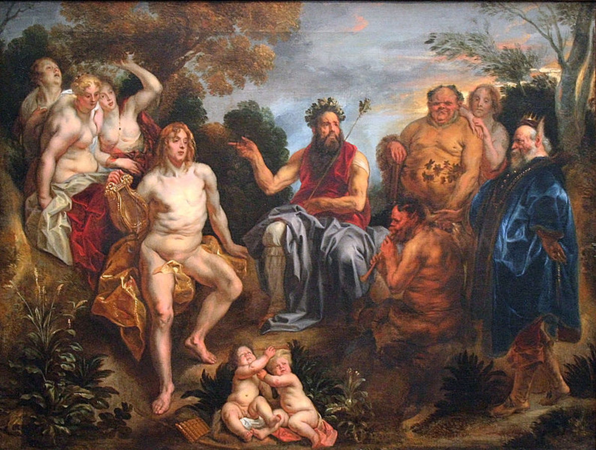 The Judgement of Midas - Workshop of Jacob Jordaens (1593–1678) - PD-art-100