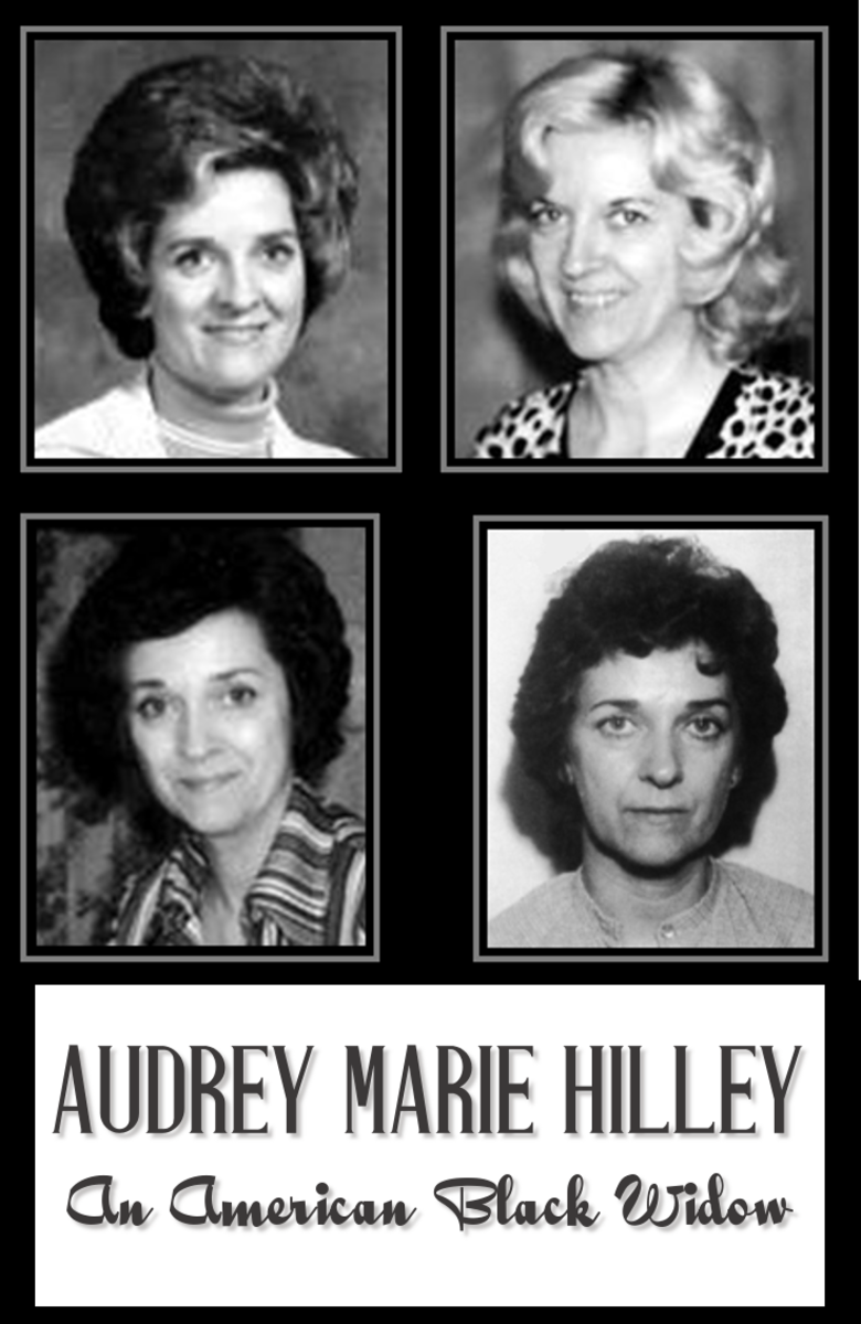 The Double Life and Death of Murderess Audrey Marie Hille