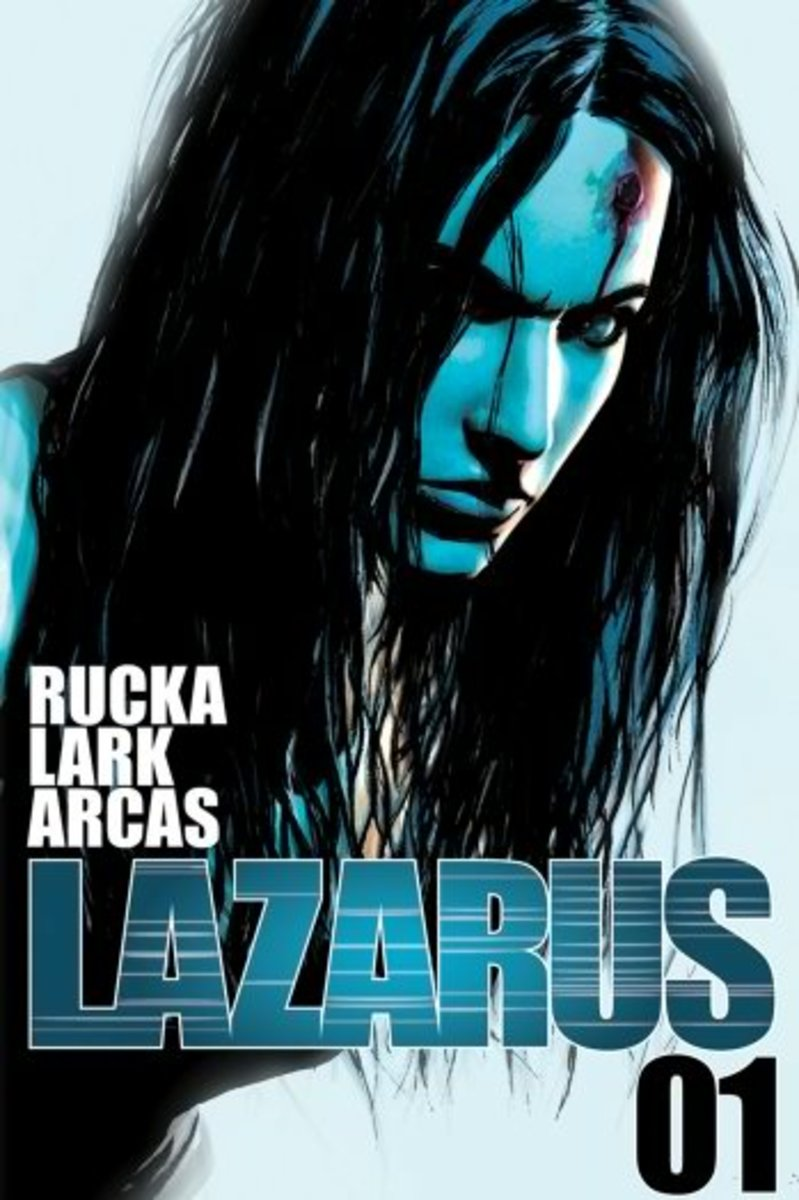 There is no humor in Lazarus. Its dead serious action-drama.