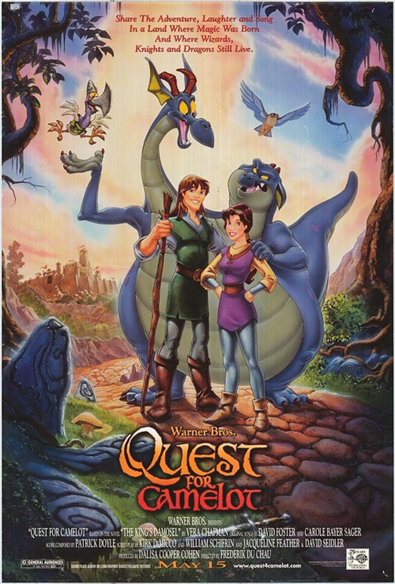 Film Review: Quest for Camelot