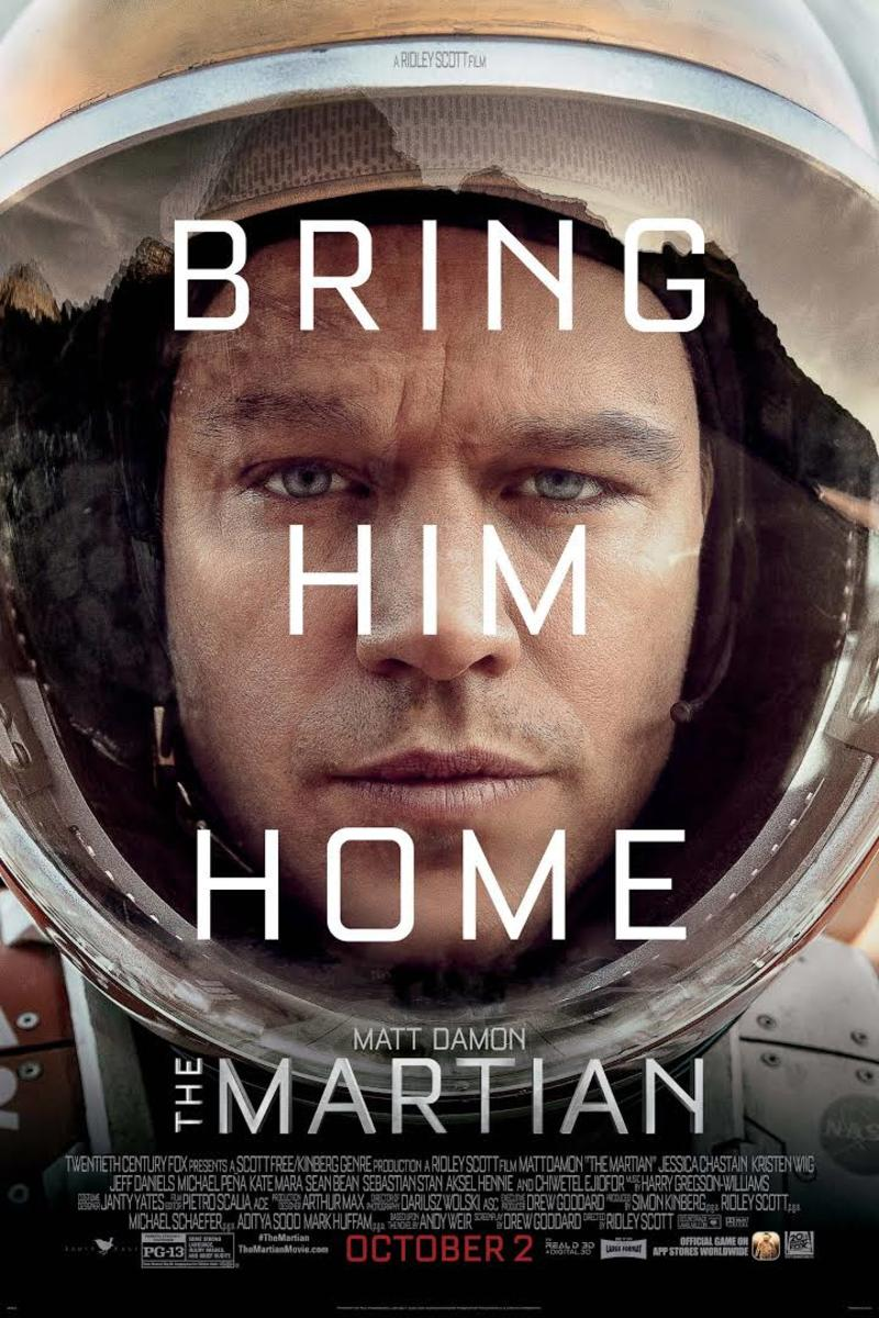 15 Space Movies like The Martian You Have To Watch