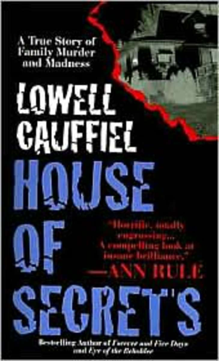 House of Secrets by Lowell Cauffiel