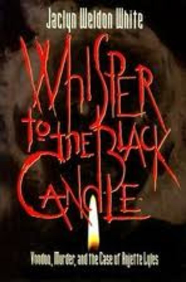 Whisper to the Black Candle by Jaclyn Weldon White