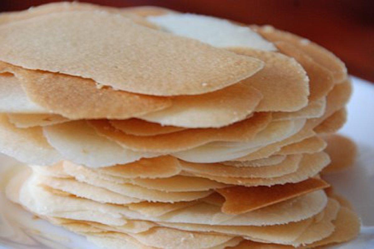 Florence, Italy: Lengua di Gato (Crisp & Tasty Cookies)