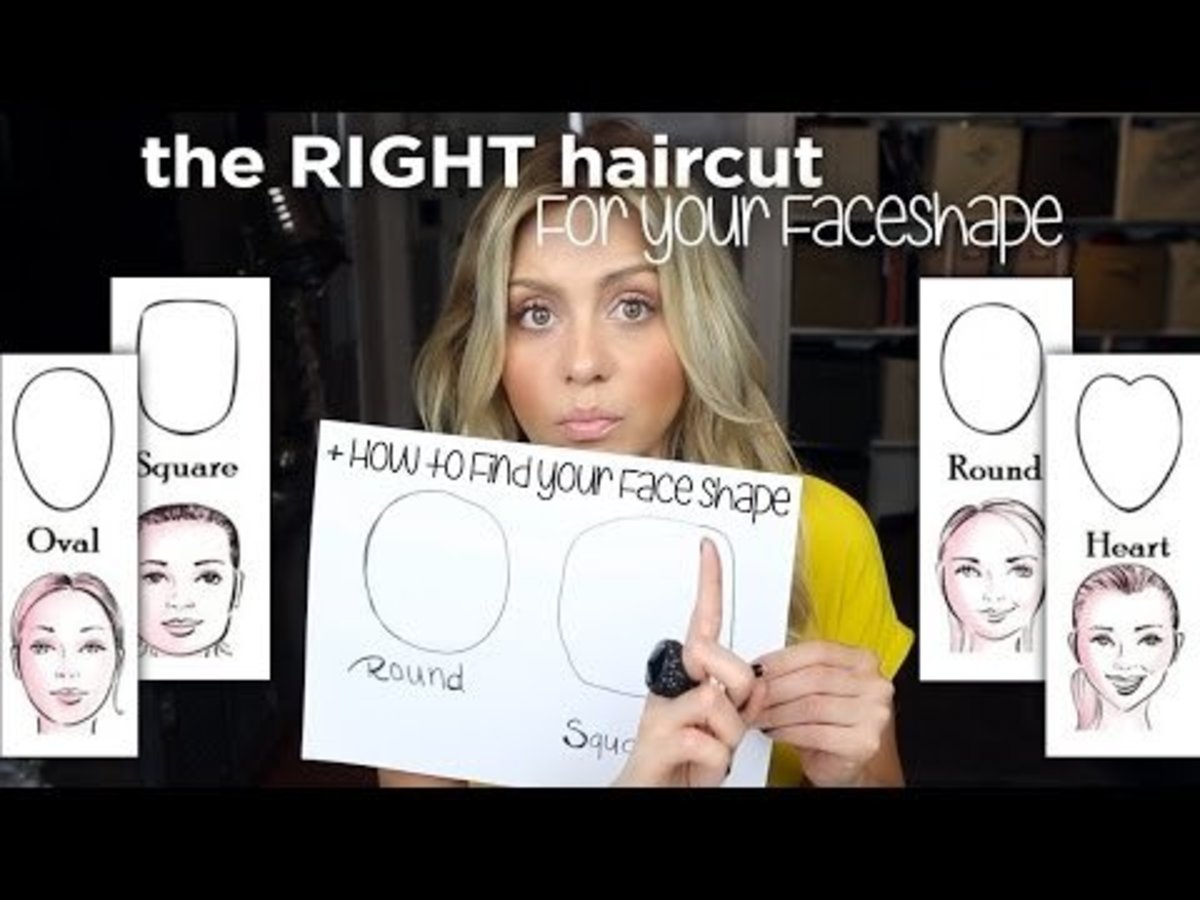 Finding The Right Hairstyle To Suit Your Face Shape | HubPages