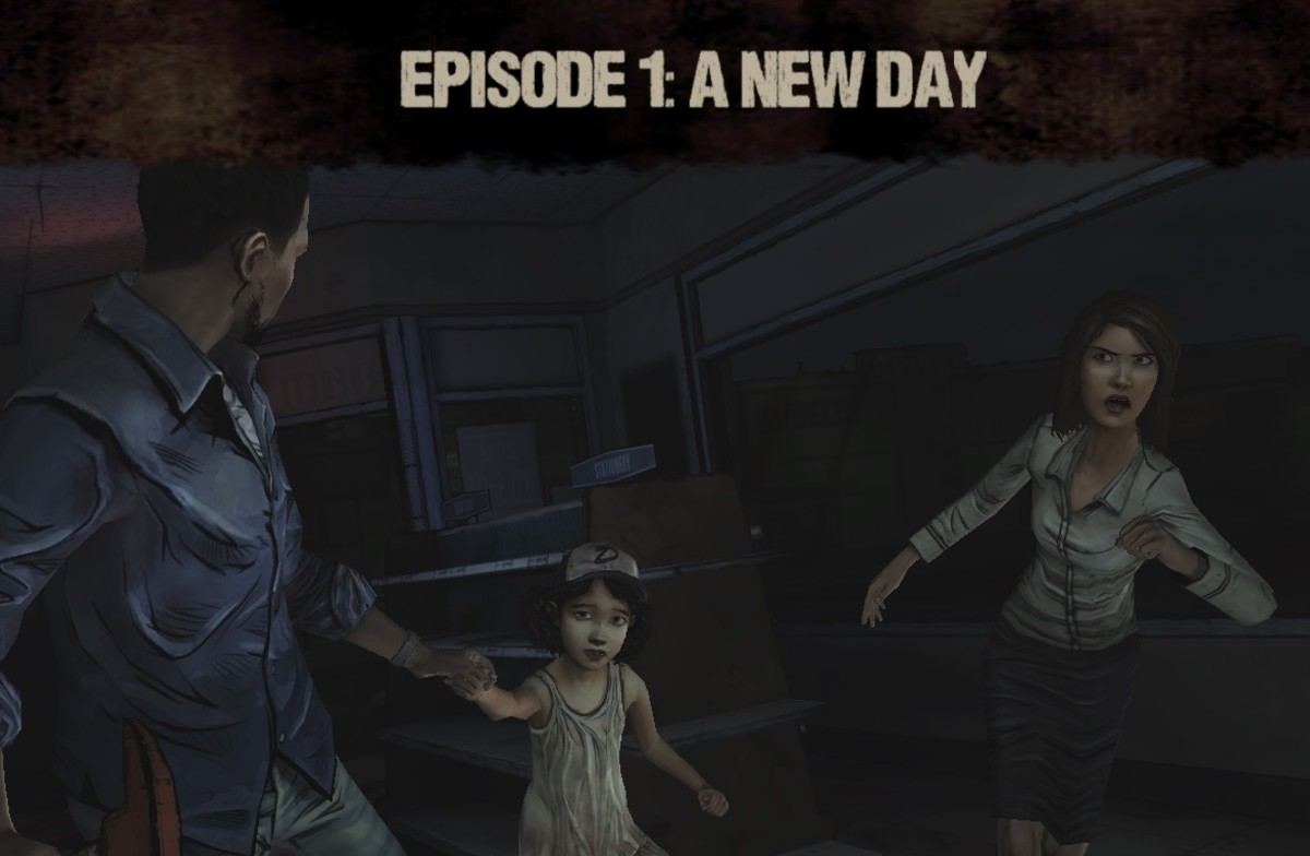 Telltale's The Walking Dead - Season 1 - Episode 1 - Major Choices and Stats