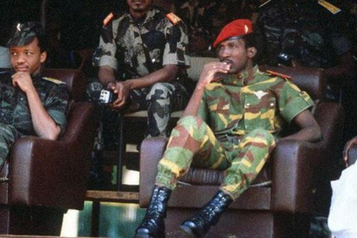 President Thomas Sankara