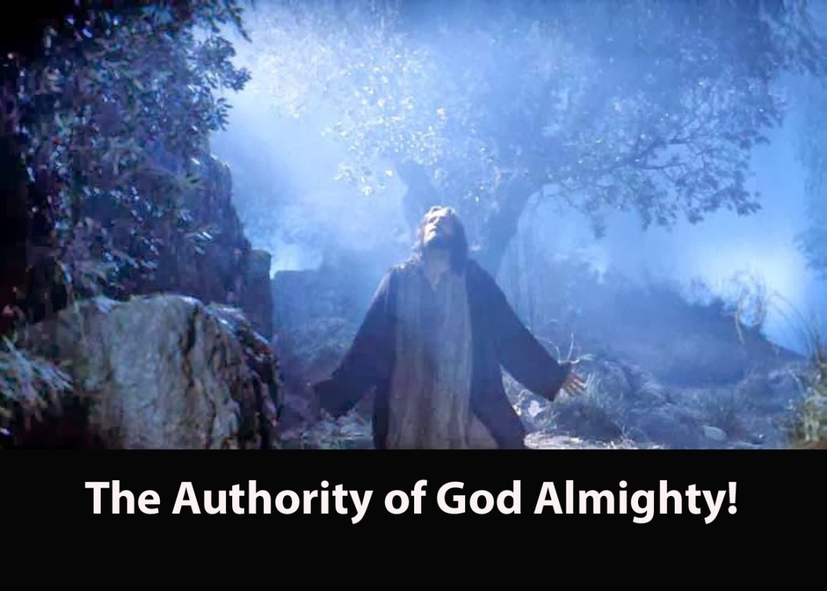 God Given Authority!!