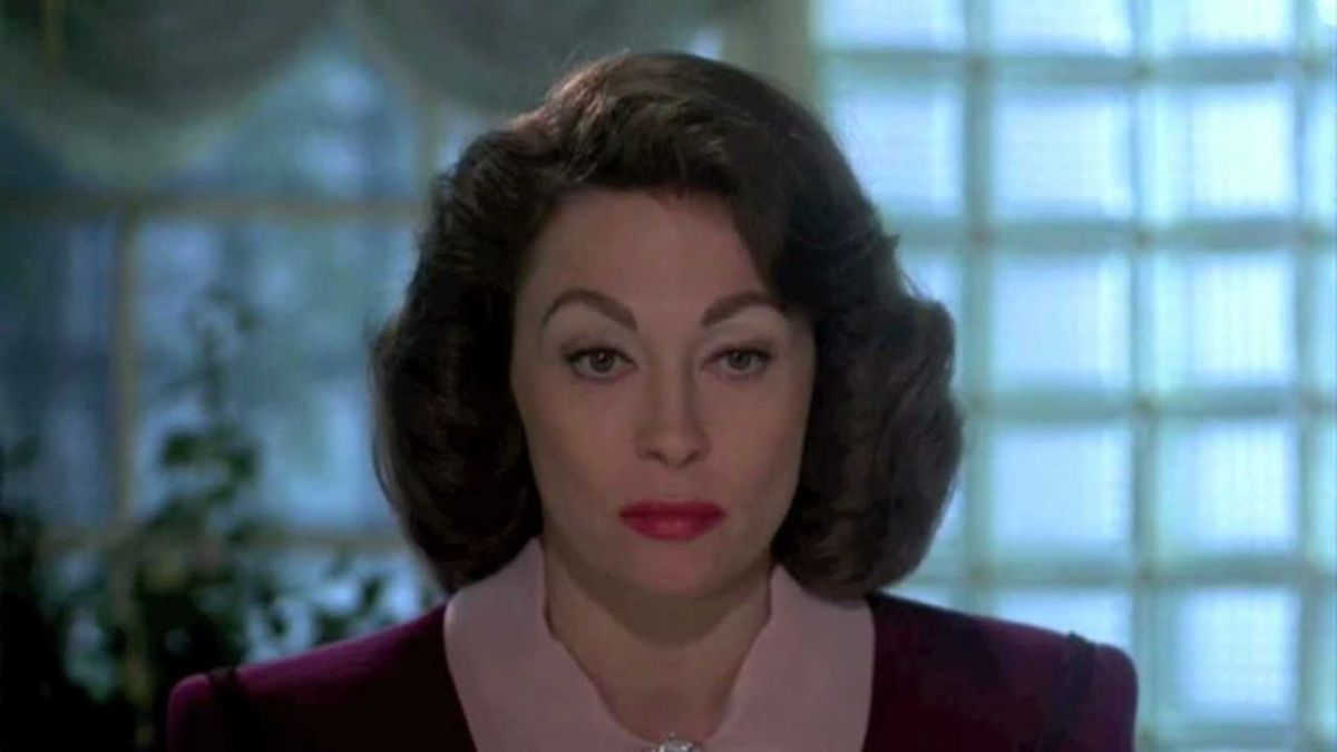 "Fay Dunaway as Joan Crawford in ""Mommie Dearest"""