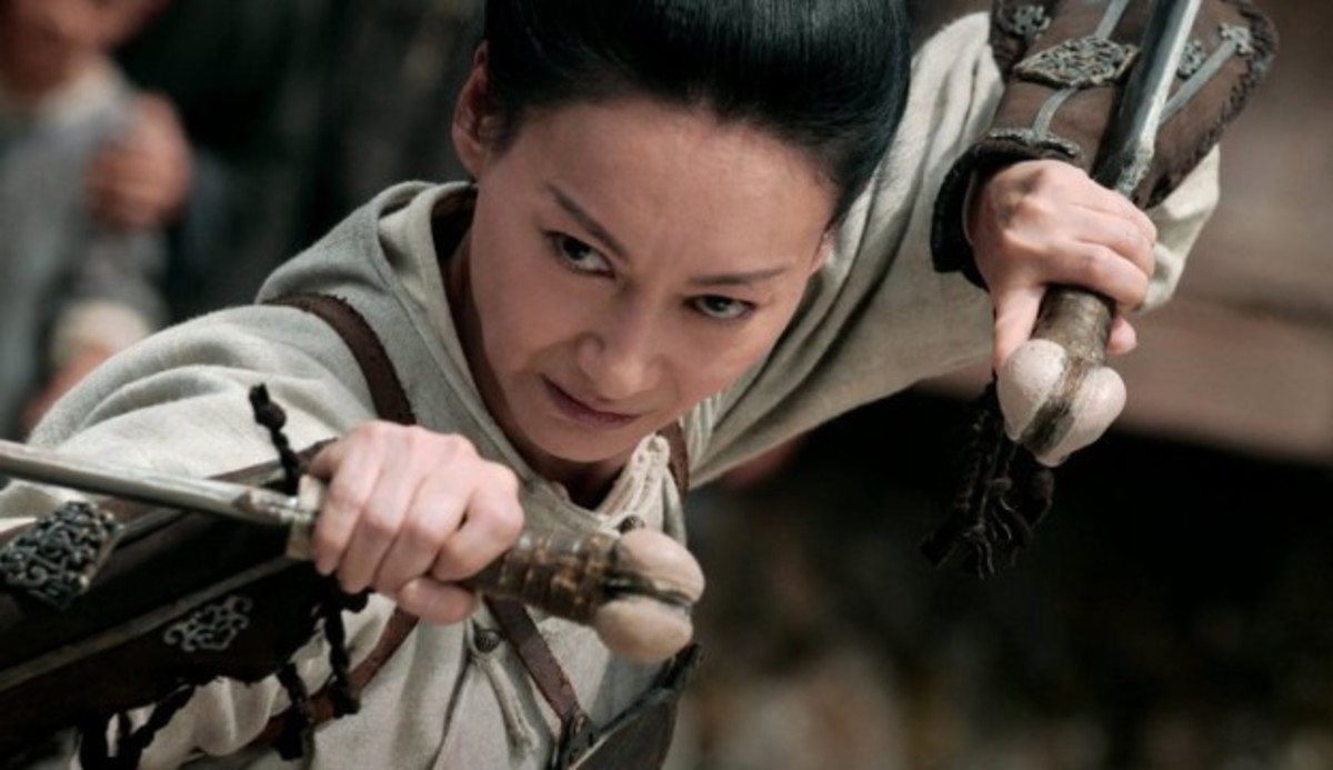 Top Female Martial Artists Actresses
