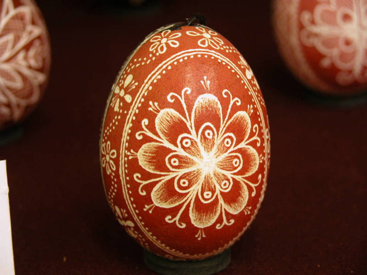 hungarian-easter-eggs
