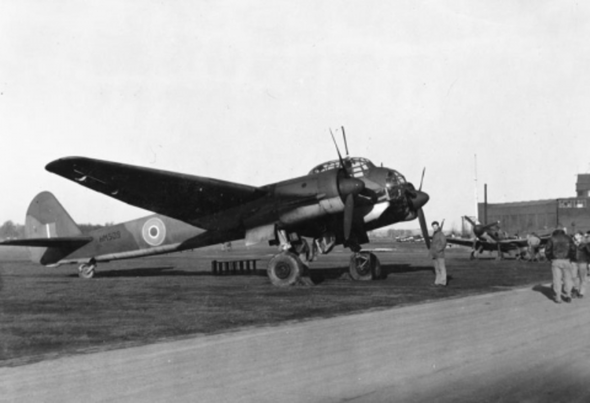 Ju 88 in RAF colours