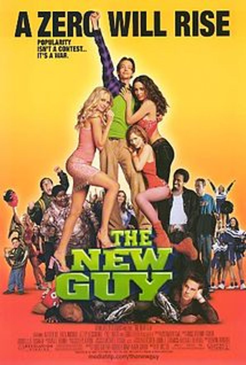 The New Guy - Movie Poster