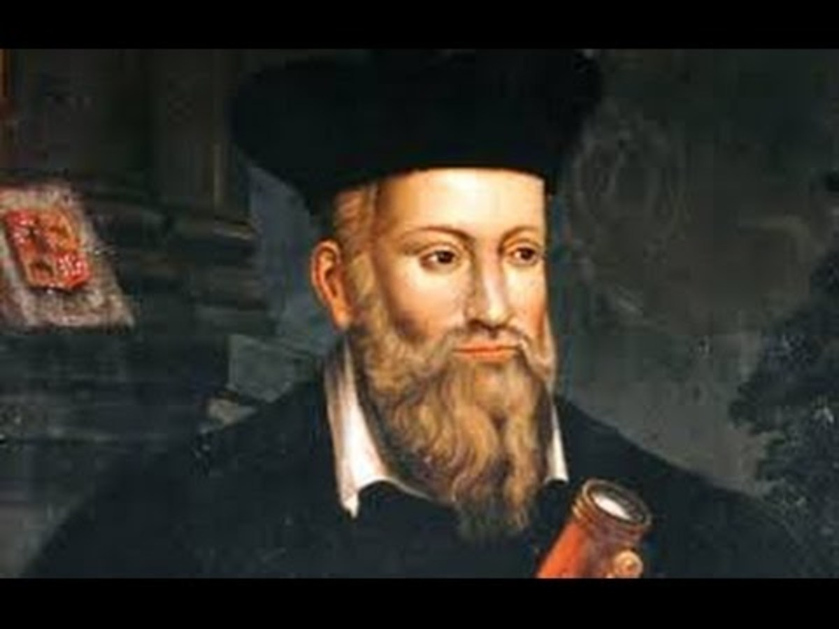 Did Nostradamus Predict  The Presidential Election Of 2016?