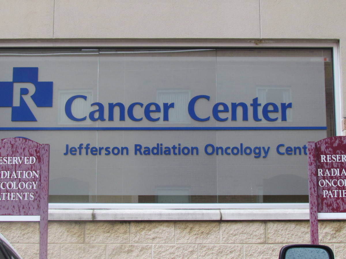 Thomas Jefferson University Hospital's division at Riddle Hospital located in Media, Pa.