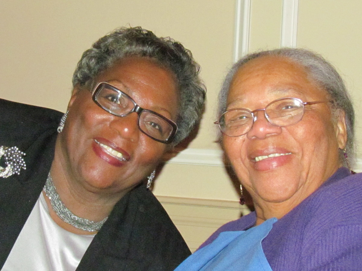 Susie Carter, is the sister of Alexander Williams, the youngest person to be executed in Pennsylvania's history for a murder many believe he did not commit. She is joined by her daughter Osceola Williams, both are working to have Alexander exonerated