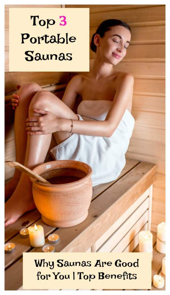 Portable saunas are the ideal solution for those who want to enjoy the benefits but can't afford more expensive models