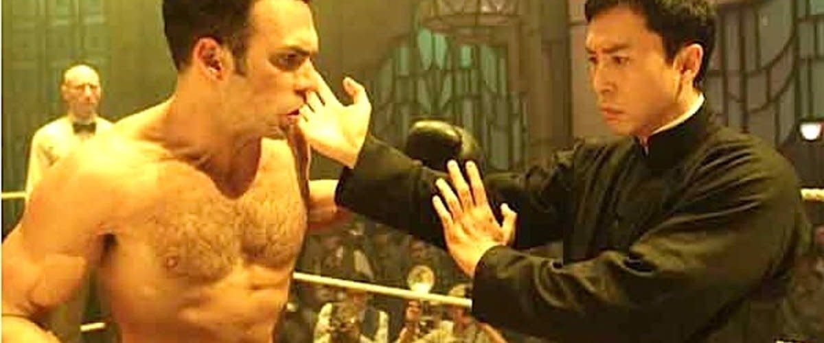 Ip Man 2 Is the Chines...