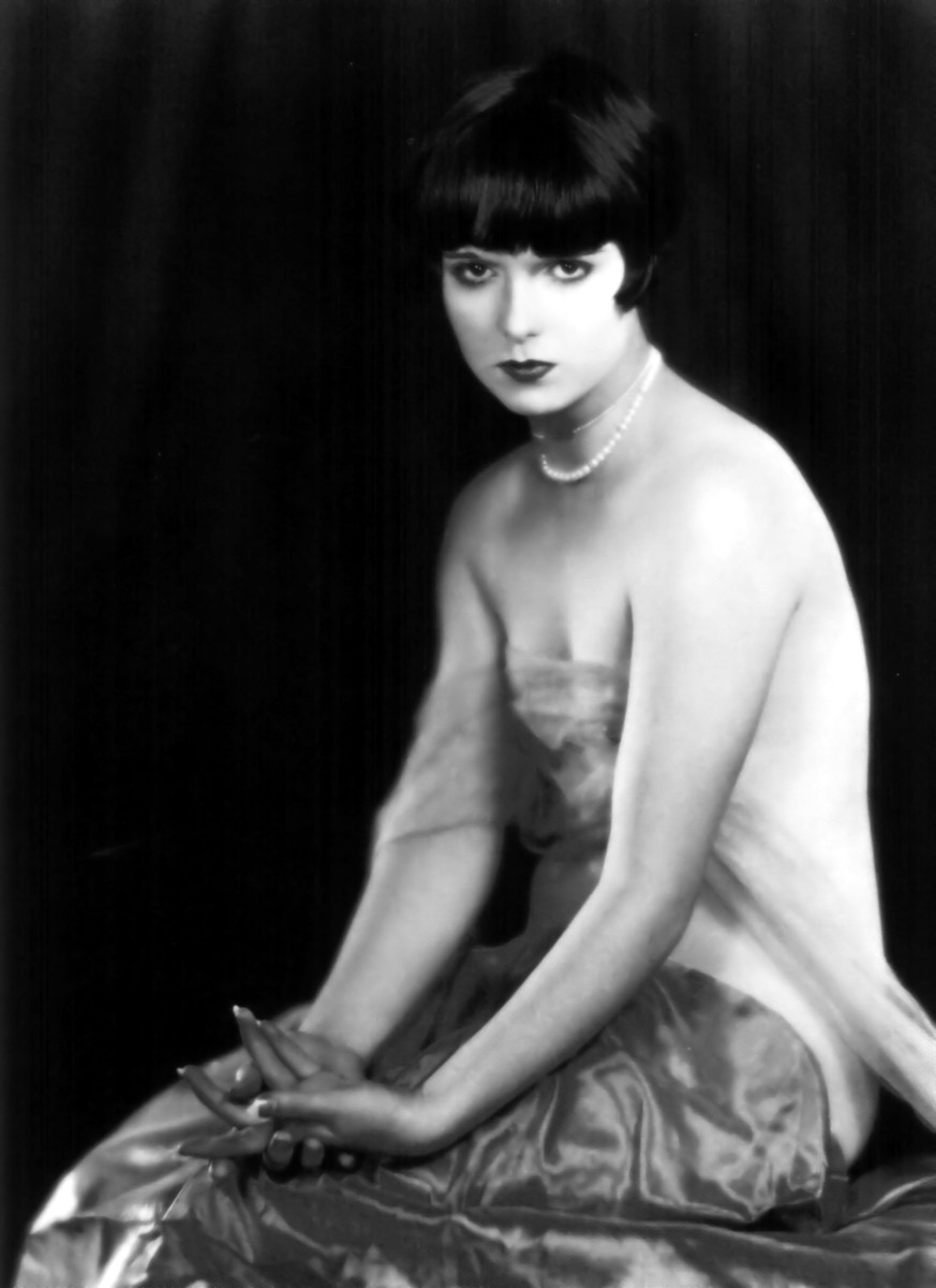 Louise Brooks, Flapper, 20s Silent Screen Star, Singer, Dancer, Courtesan, and Icon