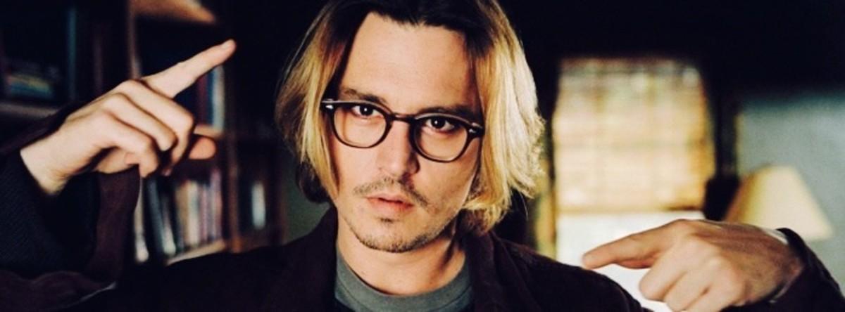Johnny Depp stars as Mort Rainey