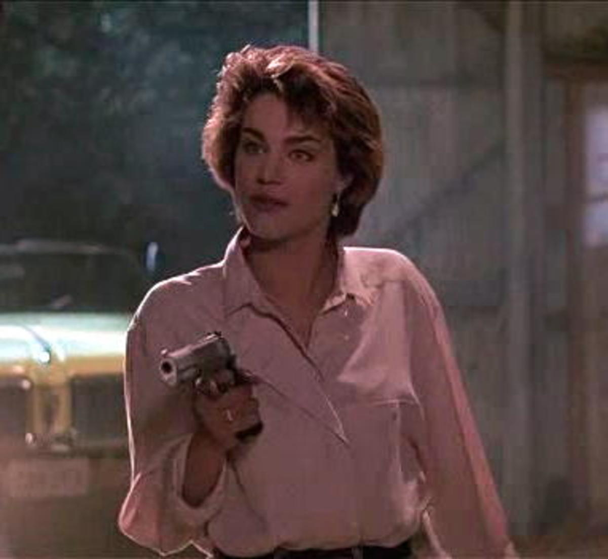 Robin Johnson as Cookie Fitzwaring in the movie D.O.A.